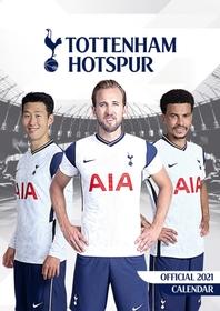 The Official Tottenham Hotspur F.C. Calendar 2021