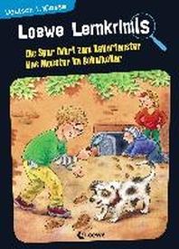 Loewe Lernkrimis - Die Spur fuehrt zum Kellerfenster / Das Monster im Schulkeller