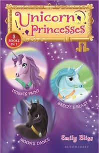 Unicorn Princesses Bind-Up Books 4-6