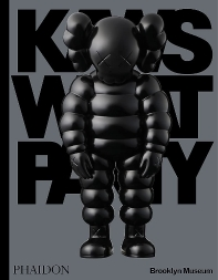 KAWS: WHAT PARTY (Black edition)