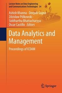 Data Analytics and Management