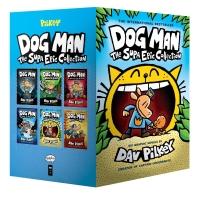 Dog Man. 1-6 Boxed Set