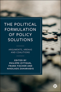The Political Formulation of Policy Solutions