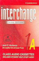 Interchange 1A (Cassette Tape)  (Third Edition)