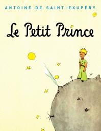 Le Petit Prince(어린왕자)(프랑스어판)(초판본)(1943년 초판본 오리지널 표지디자인)