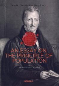 맬서스 인구론(人口論) : An Essay on the Principle of Population (영문판)
