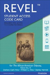 Revel for the African-American Odyssey, Volume 1 -- Access Card