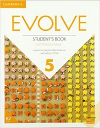 Evolve Level 5 Student's Book with Practice Extra
