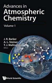 Advances in Atmospheric Chemistry - Volume 1