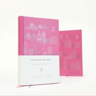 A Three-year Story Book: Hot Pink