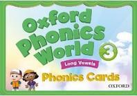 Oxford Phonics World 3 : Phonics Cards