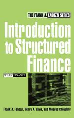Introduction to Structured Finance