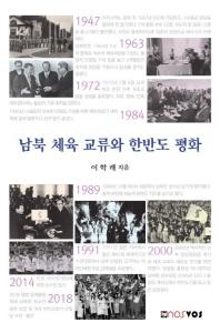 남북 체육 교류와 한반도 평화