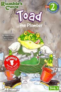 Toad, the Plumber