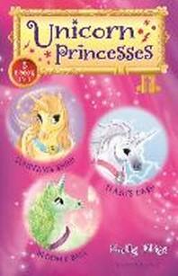 Unicorn Princesses Bind-Up Books 1-3