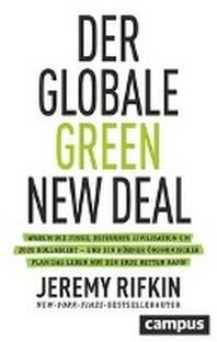 Der Green New Deal