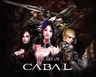 The Art of Cabal(카발 온라인 아트북)
