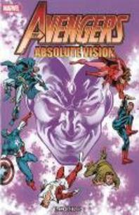 Avengers Absolute Vision, Book 2