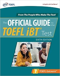 Official Guide to the New TOEFL Test