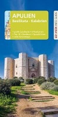 GO VISTA: Reisefuehrer Apulien - Basilikata - Kalabrien