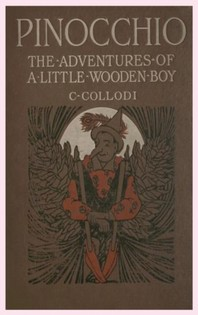 Pinocchio Book Carlo Collodi