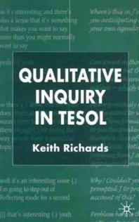 Qualitative Inquiry in TESOL