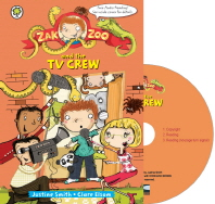 Zak Zoo and the TV Crew. 7 (with CD)