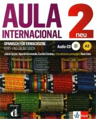 Aula internacional 2. Libro Del Alumno +