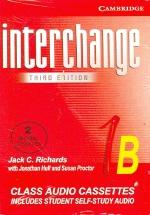 Interchange 1B (Cassette Tape)  (Third Edition)
