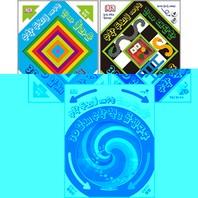 3D 입체 수학 책 1~3권 세트(색칠북 증정) : 수학 두뇌를 깨우는 진짜 놀라운/진짜 대단한/진짜 신기한