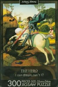앤서니 브라운 직소퍼즐 300pcs: 영웅