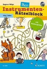 Instrumenten-Raetselblock