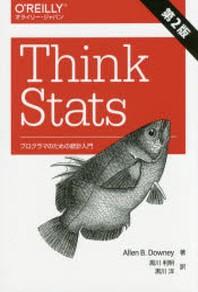 THINK STATS プログラマのための統計入門