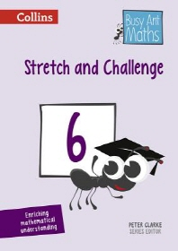 Busy Ant Maths - Stretch and Challenge 6