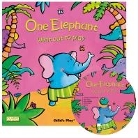 노부영 마더구스 세이펜 One Elephant Went Out to Play