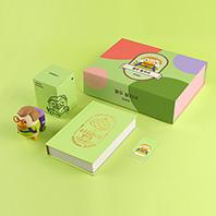 열두 발자국(교보문고 X DUCKOO 에디션)(한정판)
