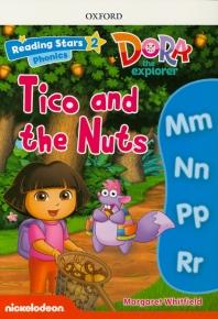 DORA the Explorer Ponics. 2: Tico and the Nuts