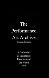 The Performance Art Archive
