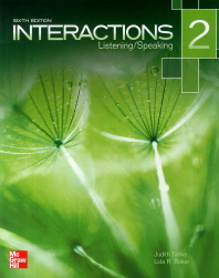 Interactions. 2: Listening Speaking (Studentbook)