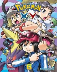 Pokemon X-Y, Vol. 6