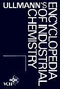 Ullmann's Encyclopedia of Industrial Chemistry,Vol. B5