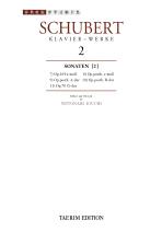 슈베르트집 2:소나타 제2권(세계 음악 전집 태림판 123)
