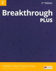Breakthrough Plus. 2(Teacher's Book Premium Pack)