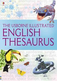 Usborne Illustrated English Dictionary & Thesaurus (Revised)