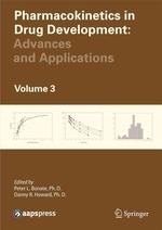 Pharmacokinetics in Drug Development, Volume 3