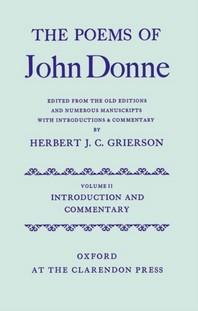 The Poems of John Donne, Volume II