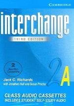 Interchange 2A (Cassette Tape)  (Third Edition)
