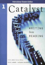 CATALYST. 1 : WRITING FROM READING