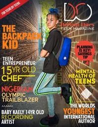 Defiant Ones Teen Magazine