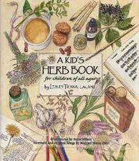 A Kid's Herb Book for Children of All Ages